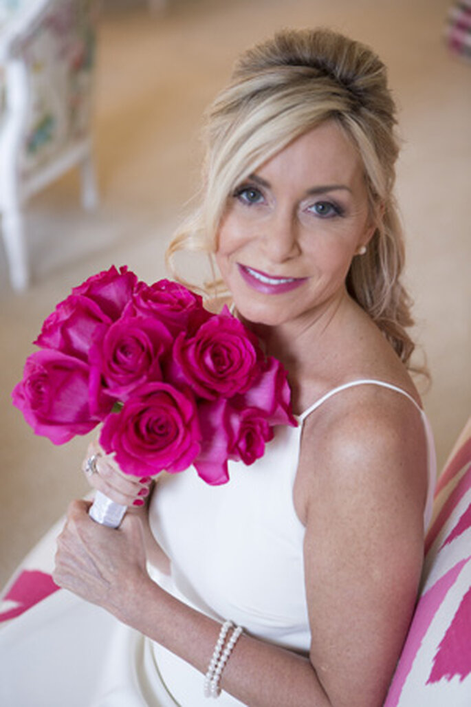 Second Time Around Wedding Styling For The Mature Bride