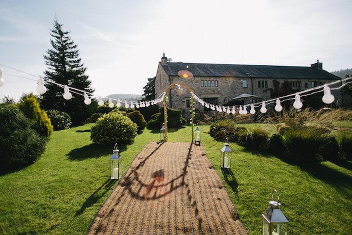 Real Wedding: Una boda hecha festival de color con muchos detalles - Foto Spencer Photography