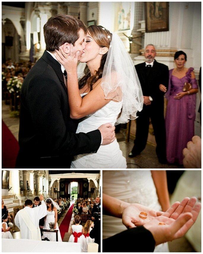 Cómo elegir a los padrinos de mi boda religiosa ®Rafel Porto