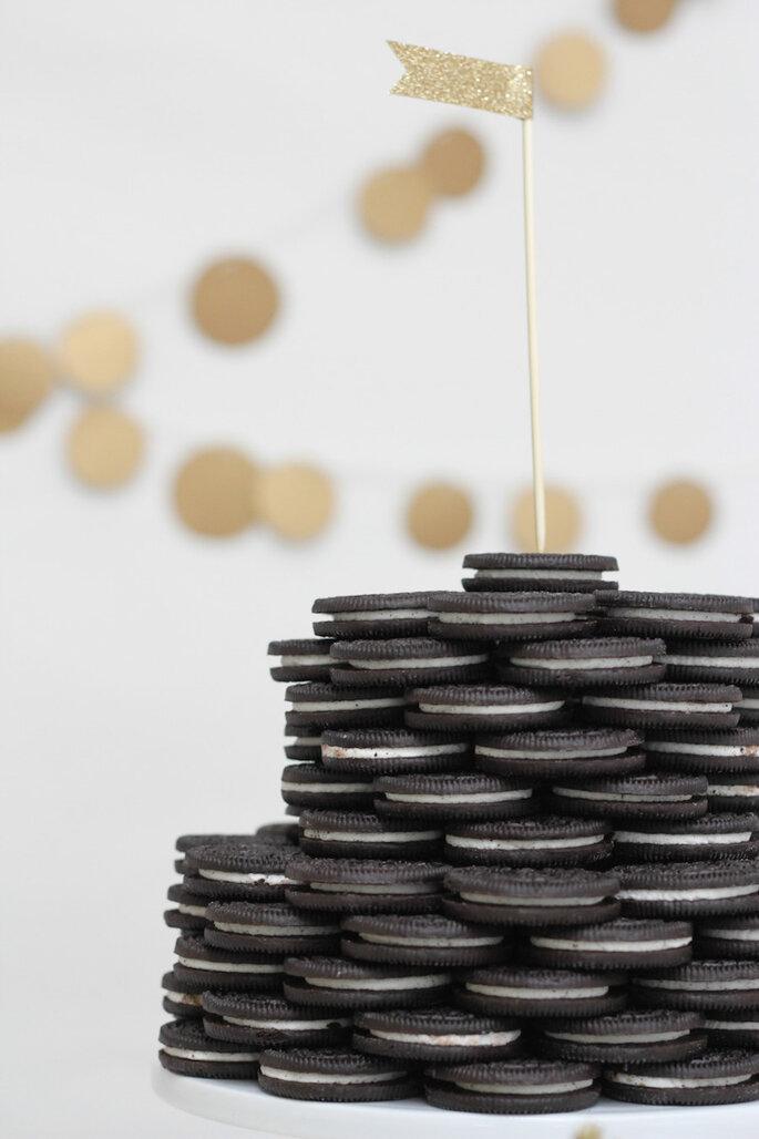 Alternativas deliciosas para el pastel de bodas - Laura Clarke Photography