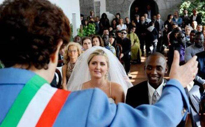 Matrimoni misti sempre più frequenti...Zankyou è qui per aiutarvi! Foto www.altracitta.org