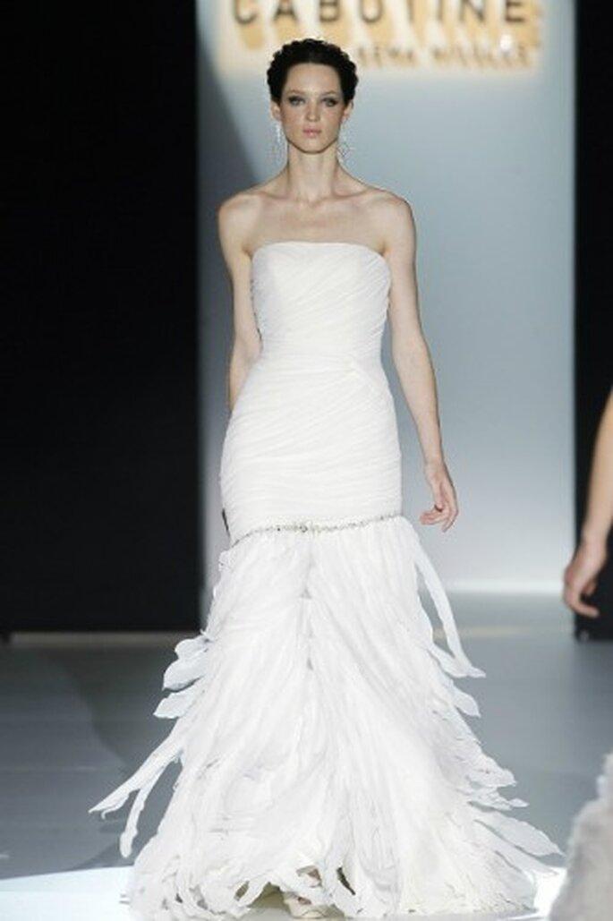 Vestidos de novia. Foto de Cabotine de GemaNicolas.