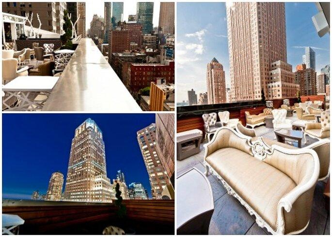 XVI Rooftop Lounge