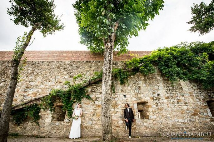 Qualcosa di Blu - wedding photography