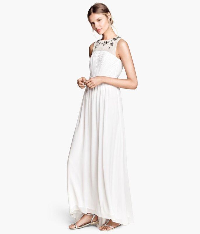 Vestidos de novia para las chicas con mucho estilo - Foto H&M