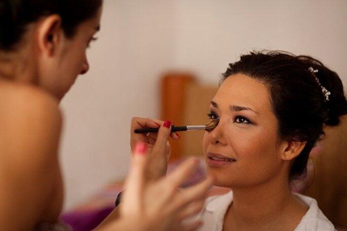 Pide prueba de maquillaje. Foto Alberto del Toro