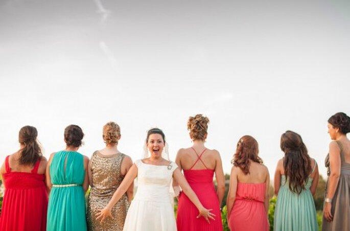 Ein nett gemeintes Willkommensgeschenk für Hochzeitsgäste kommt immer gut an – Foto: etura wedding