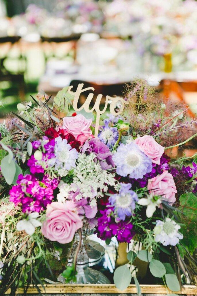 10 tips para elegir la gama de colores de tu boda - Onelove Photography