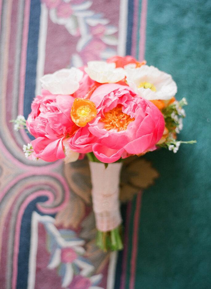 Los ramos de novia más bonitos para el 2014 - Foto Esther Sun