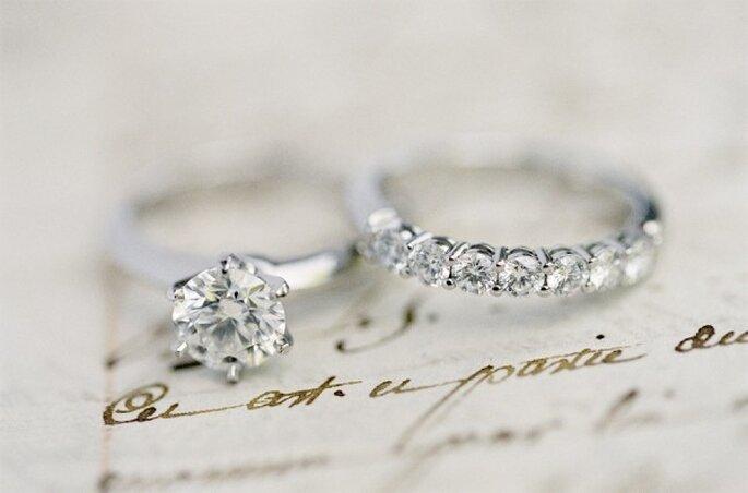 Todo lo que los novios tienen que saber para elegir el anillo - Foto Jose Villa