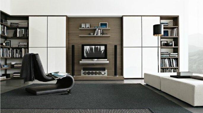 Armonia geometrica per il vostro soggiorno