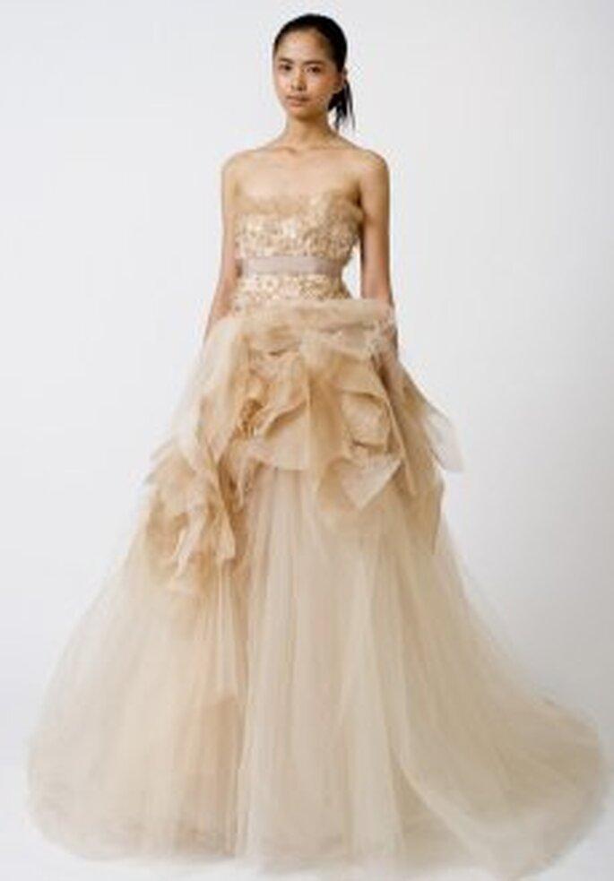 Brautkleider Vera Wang Kollektion 2011