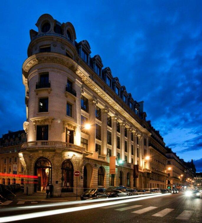 L'Hôtel Banke