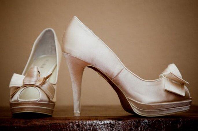Zapatos de novia Menbur - Adrián Tomadín