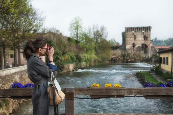 Anna Quinz in action tra scatti e appunti - Foto: Marilena Mura