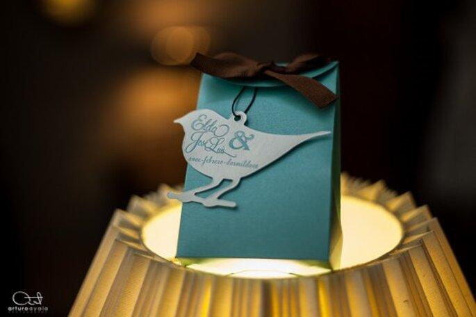 Resalta todos los detalles de tu boda con la fotografía a color - foto Arturo Ayala