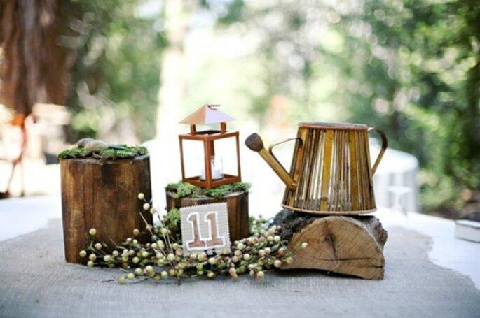 Mariage en hiver - Source : Pinterest