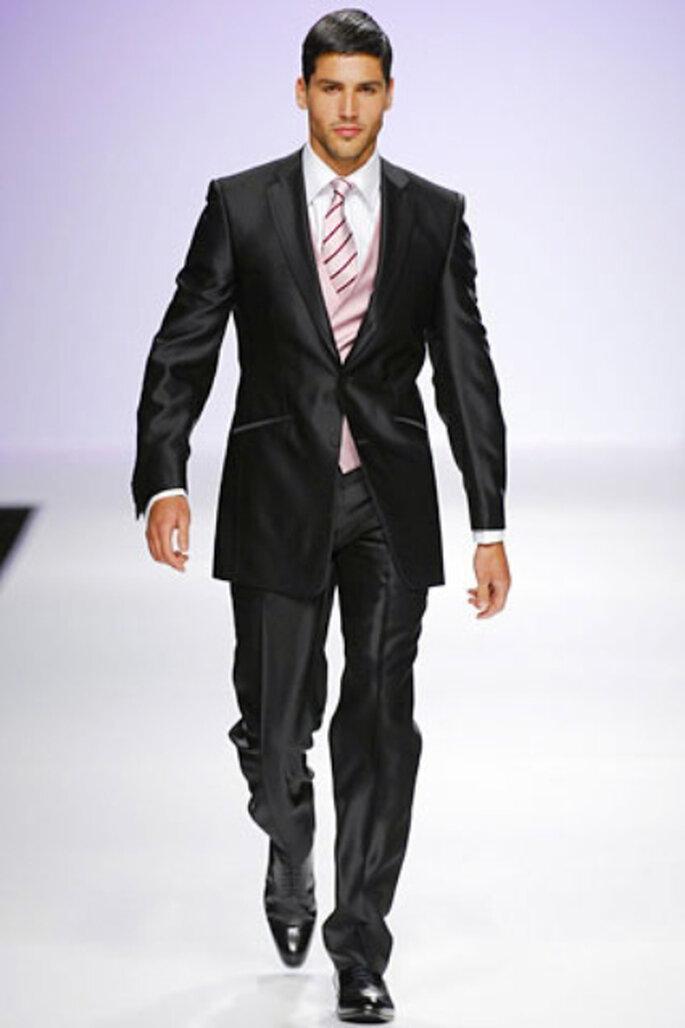 Con el 2011 llega la nueva tendencia en trajes de novio