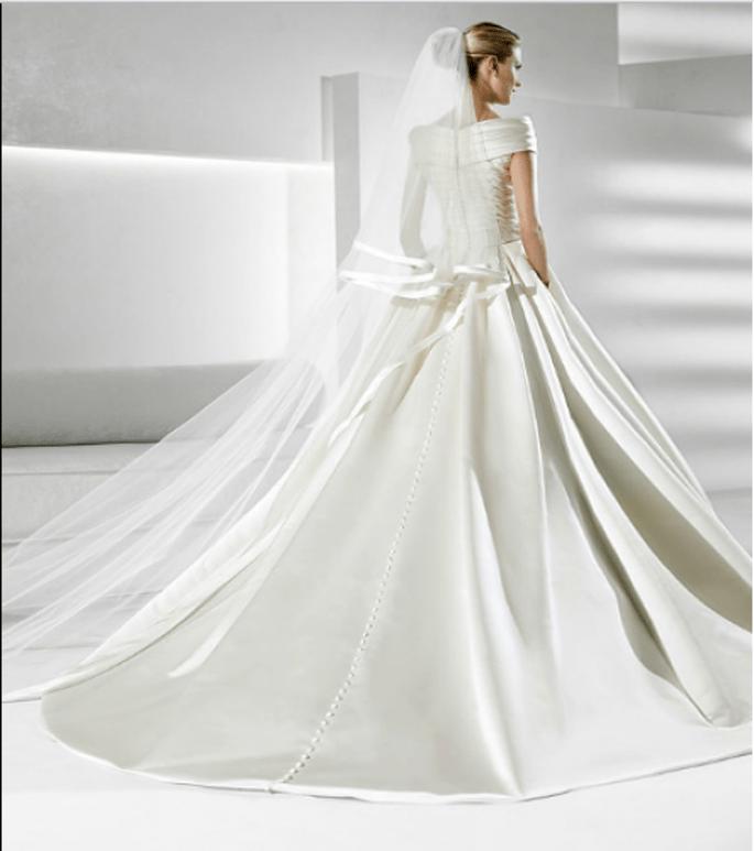 Vestido Símbolo, Colección Glamour La Sposa 2012
