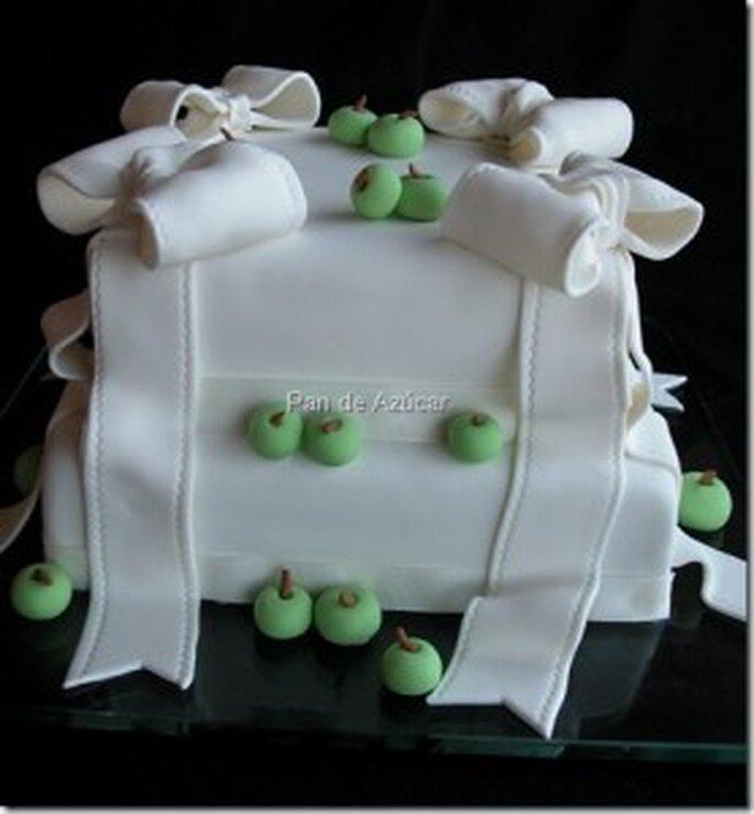 Tarta de boda de Pan de Azúcar