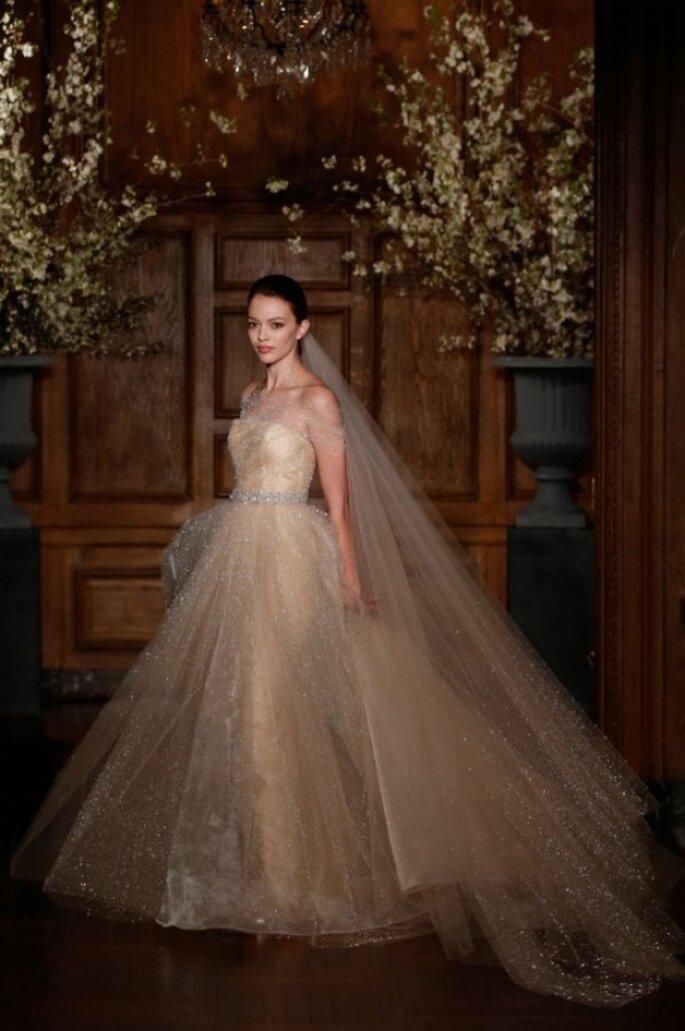 Los velos de novia más elegantes para 2014 - Foto Romona Keveza