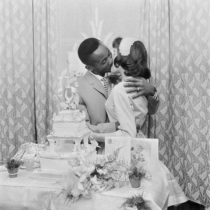 Para algunas parejas este era su segundo matrimonio. Foto: Nobody's Book.