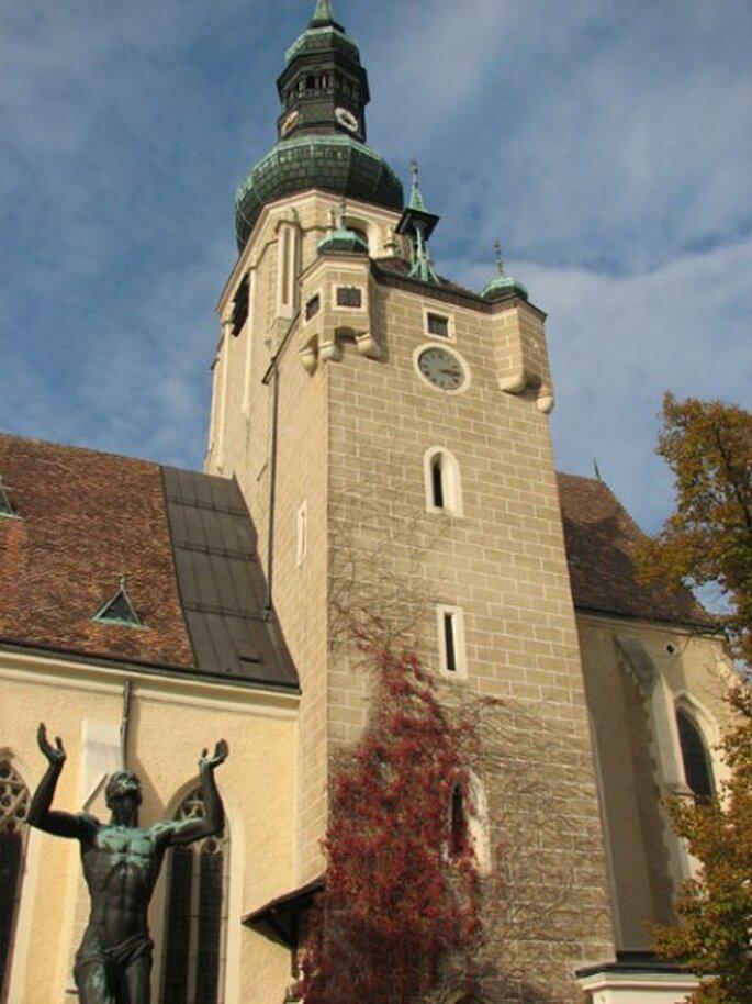 Heiraten in Niederösterreich Die schönsten Kirchen für