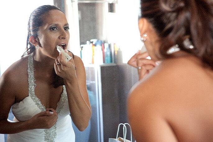 Maquillage de mariée : astuces pour être au top - Photo : Nuno Palha