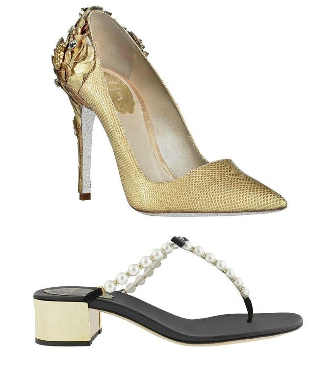 Chaussures, René Caovilla