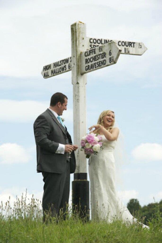 Photos de couple avant la cérémonie : on n'a pas à se soucier de ses invités ! - Photo : Awardweddings