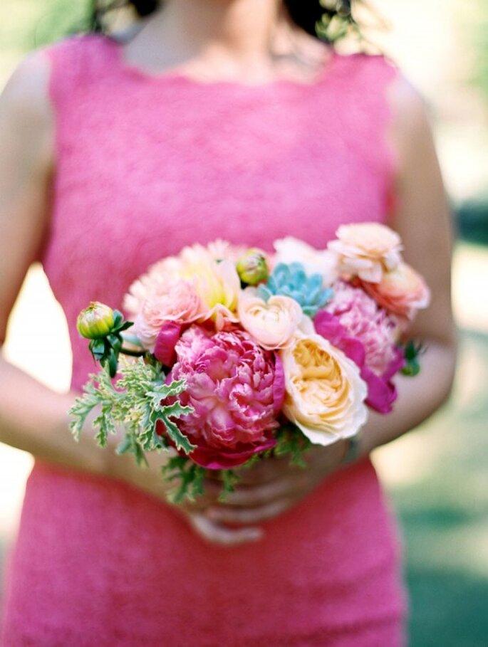Ideas geniales para que tu boda sea la más colorida - Ann Kathrin Koch
