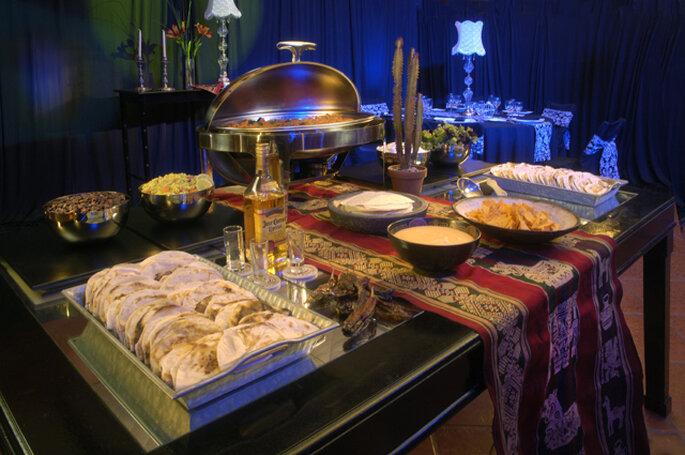 Opciones de catering. Foto: Se Cuecen Habas