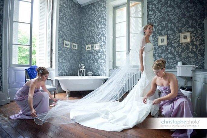 Una boda con decoración Shabby Chic