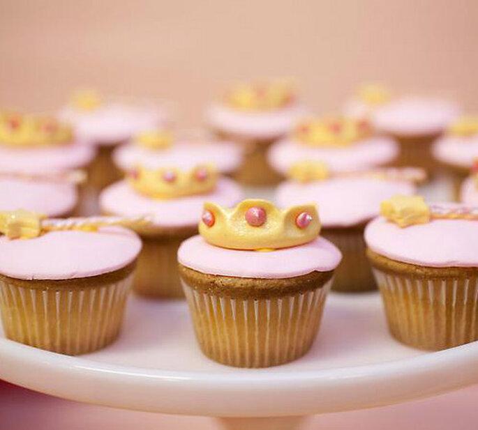 Magie des cupcakes ! - Photo : Amy Atlas