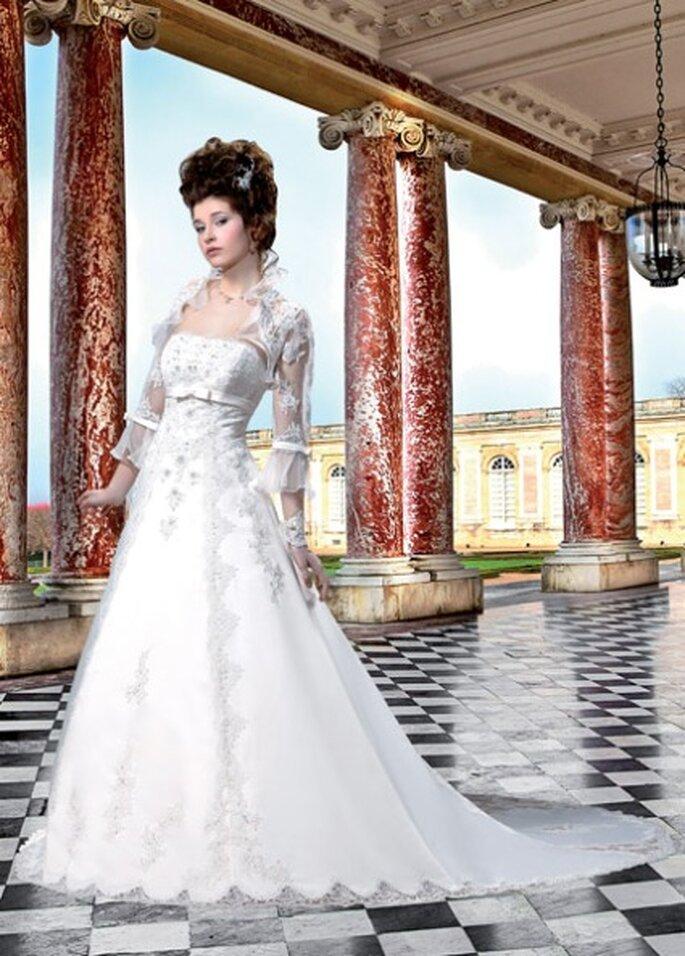 Robe de mariée Col 124-07 - Collector 2012
