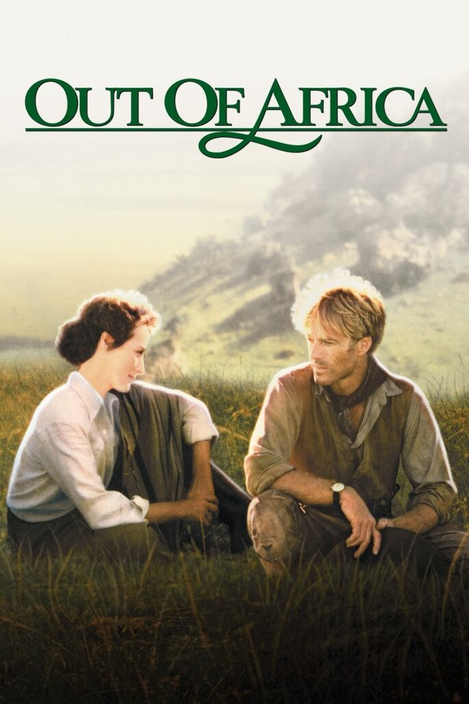 Out of Africa/Universal Pictures.