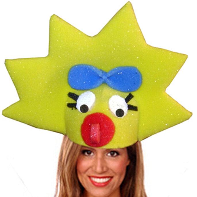 Sombrero de Los Simpsons de Gorro Espuma.
