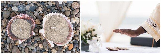 Vero y Rolo Hawaiian Beach Wedding