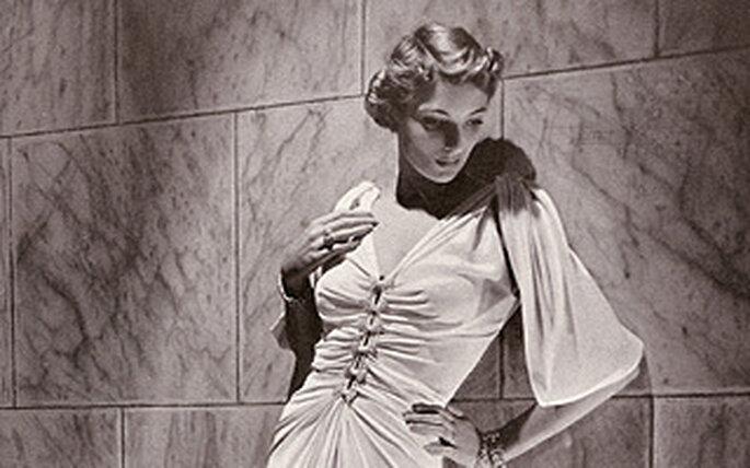 Robe originale de Madeleine Vionnet