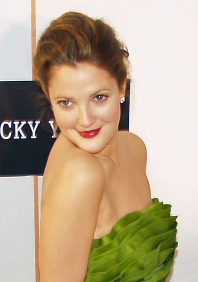 La actriz Drew Barrymore se casó otra vez - Foto David Shankbone.Wikimedia Commons