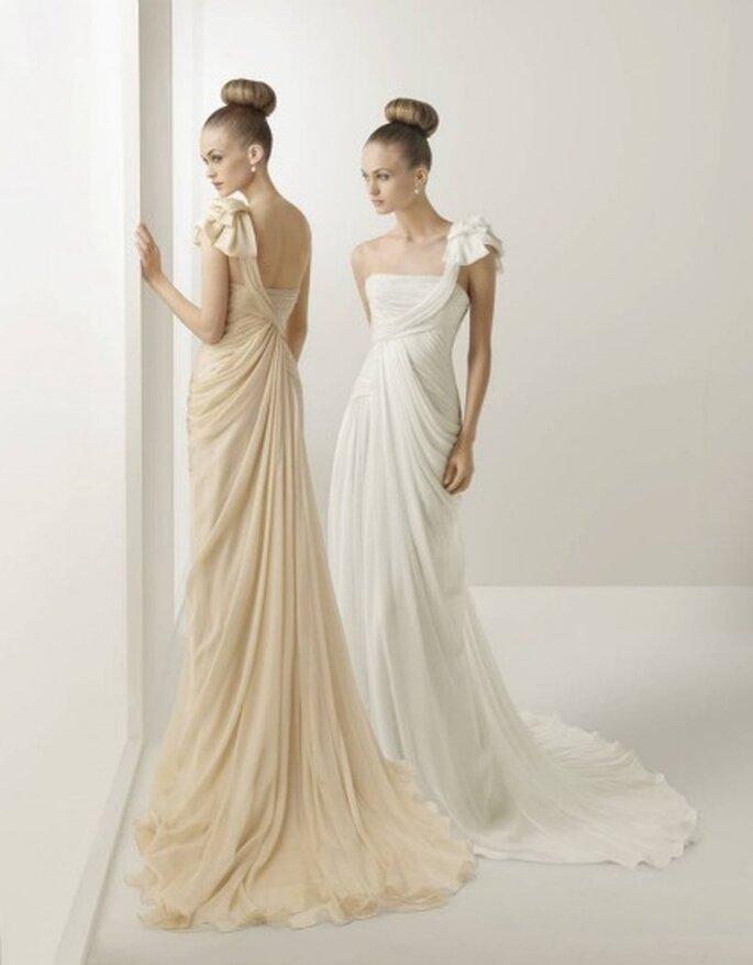 Vestidos de novia Rosa Clará 2012 - Modelo Hechizo