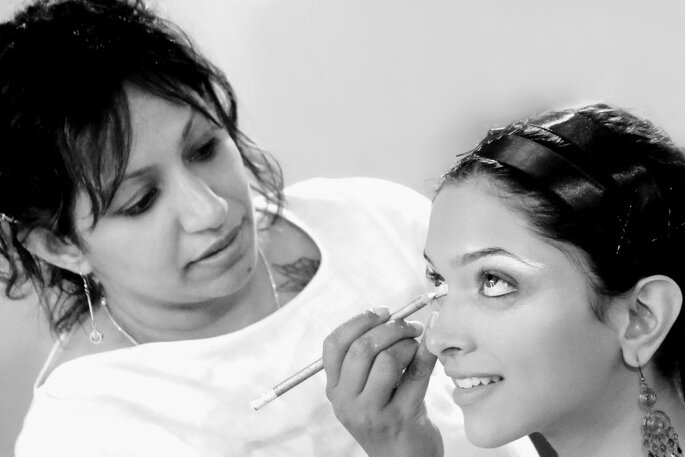 Photo: Ambika Pillai Makeup Artist