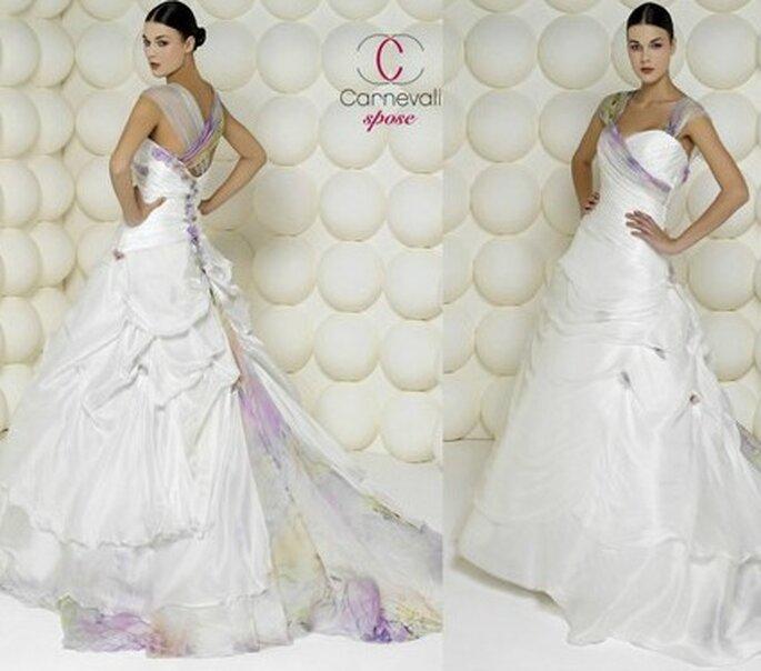 Carnevali Spose Collezione Sophia '12 Glamour Mod. Diamante