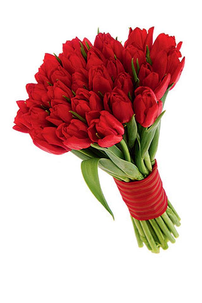 ¿Conoces el lenguaje de las flores que has elegido para tu ramo de novia?