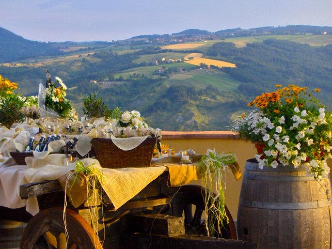 Tenuta Bonzara - Vista panoramica