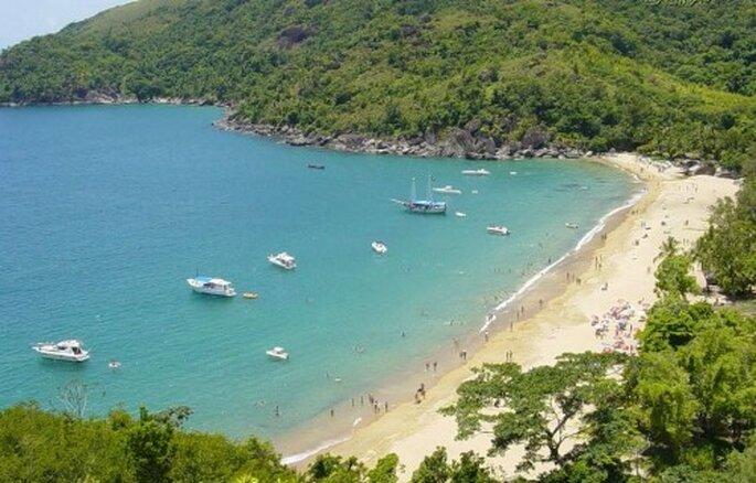 Ilha bela Brasil
