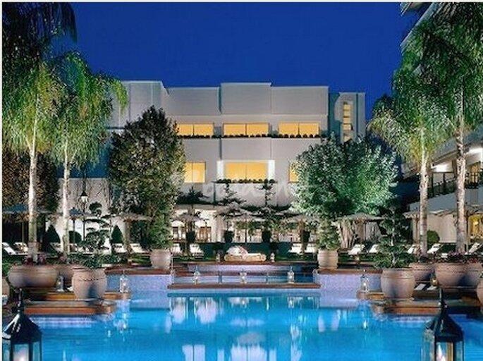 Casarse en la costa brava 9 mas as y hoteles junto al mar for Hoteles junto al mar