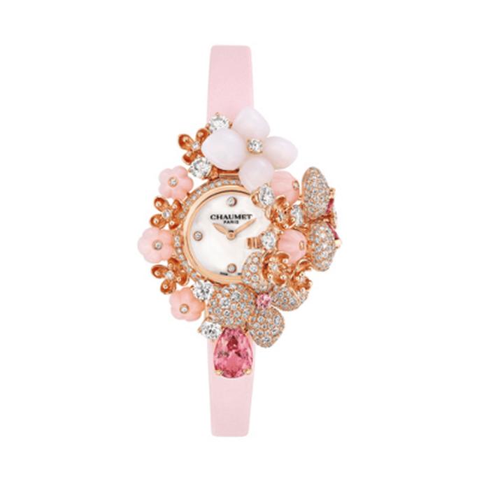 Relógio por Chaumet