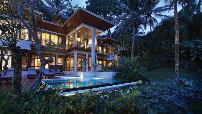 Four Seasons à Bali