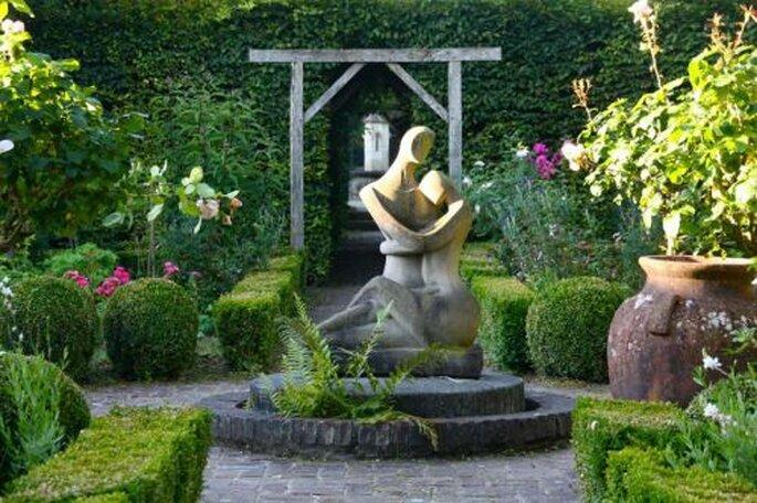 Pour un mariage en pleine nature, misez sur Les Jardins du Pays d'Auge